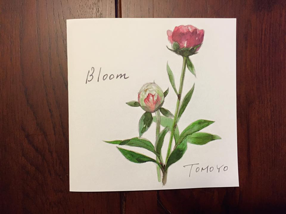 TOMOYO NEW ALBUM♪